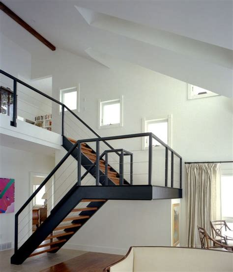 Home Designer Pro Balcony 10 Steel Staircase Designs Sleek Durable And Strong