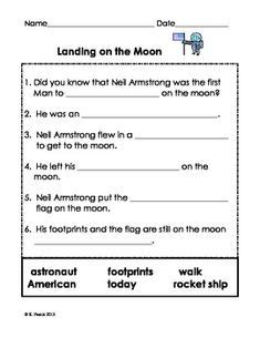 neil armstrong biography for second graders grade 2 reading lesson 20 biography neil armstrong a