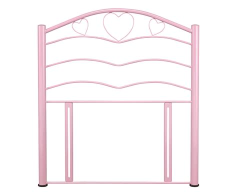 childrens headboards uk yasmin pink childrens metal headboard uk delivery