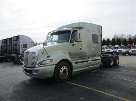 international semi truck 2013 international prostar sleeper semi truck for sale