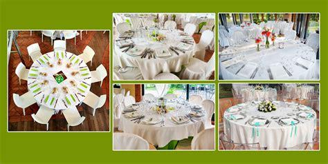Dekoration Hochzeit Tisch by Tischdeko 187 Runde Tische