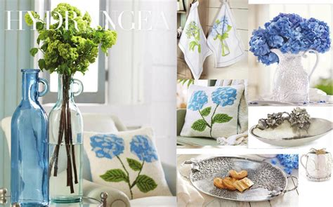 hydrangea home decor mud pie ml7 home decor 16 in hydrangea woven wool hook
