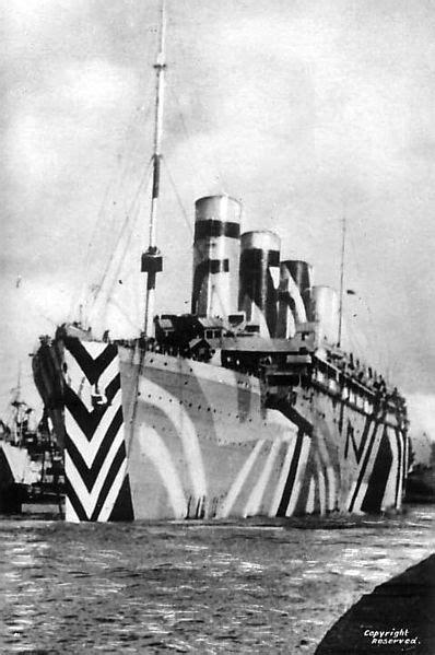 Dazzle Ships – The Public Domain Review