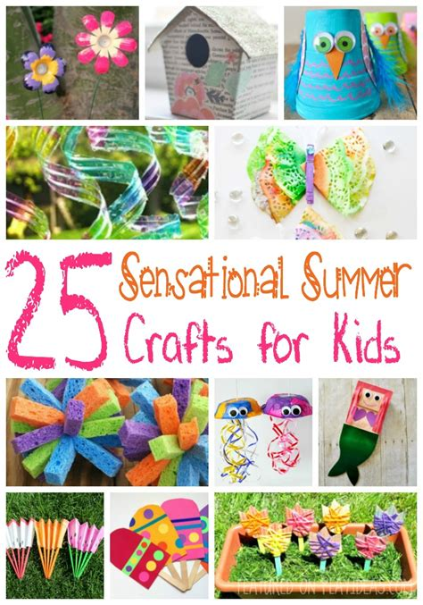 crafts for summer summer projects for www imgkid the image kid