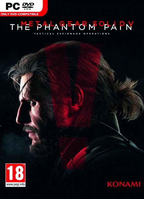Metal Gear Solid V The Phantom Pc Windows Offline pc fr metal gear solid v the phantom cpy