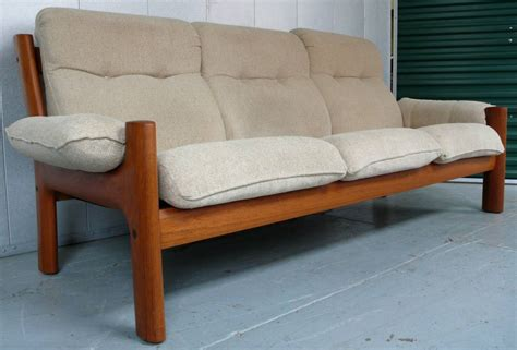 ekornes sofa for sale craigslist norwegian teak sofa by ekornes for sale at 1stdibs