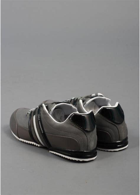 Adidas Y3 Yohji Yamamoto Premium 1 adidas y3 sprint trainers iron