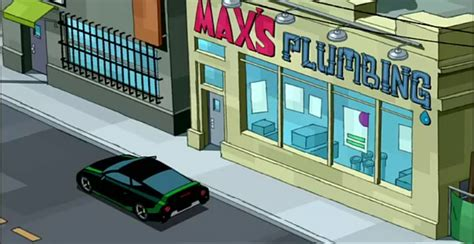 Bens Plumbing by Max S Plumbing Ben 10 Wiki Fandom Powered By Wikia