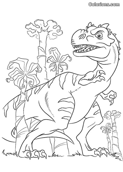 ice age rudy coloring pages for kids sketch coloring page