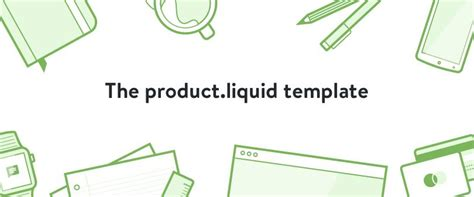 shopify tutorial the product liquid template