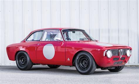 1965 Alfa Romeo by 1965 Alfa Romeo Giulia Sprint Gta Sports Car Market