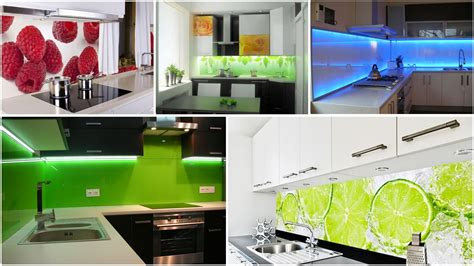 What Is Kitchen Backsplash by Lacobel Glass In Kitchen Design Beautiful Ideas Youtube
