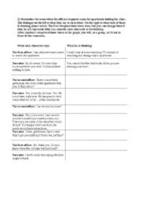 Tell Tale Worksheet by Tell Tale Worksheet Free Worksheets Library And Print Worksheets Free On