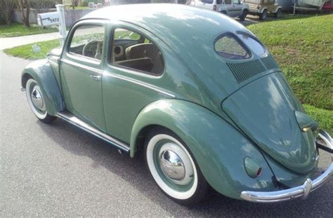 pastel green 1949 beetle paint cross reference