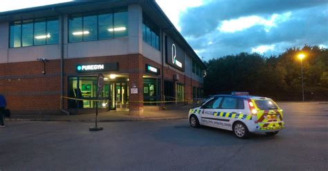 pure gym  debdale park taped   reports