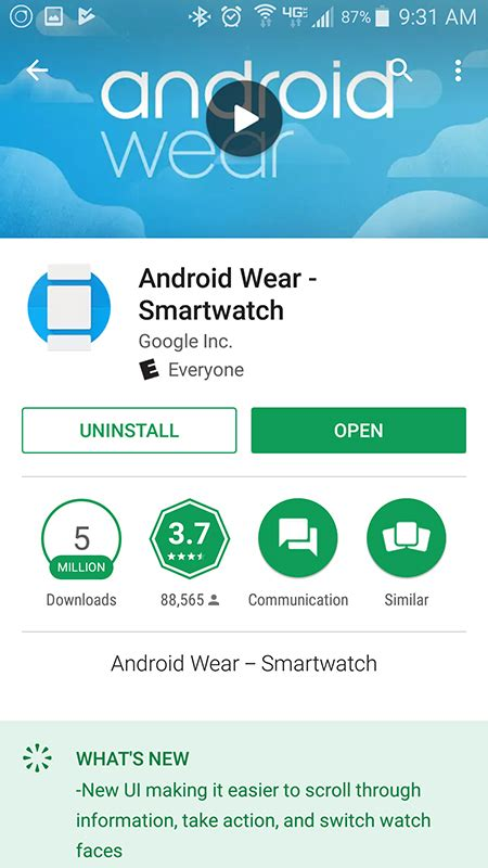 Can T Access Play Store Android How To Get Dexcom On Android Wear T1d Living
