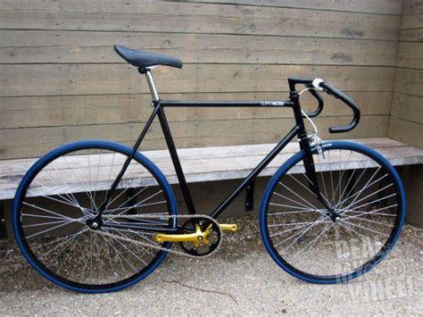 Mba Single Speed Track Bike by Singlespeed Track Bike Fixie New And Second Bikes