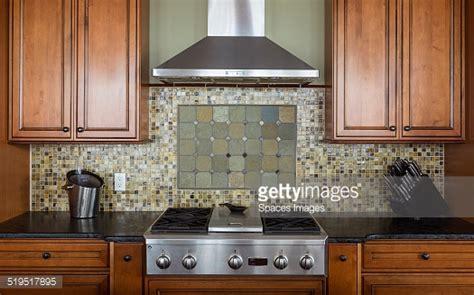 Kitchen Backsplash Philippines by Tile Back Splash Ventilation And Stove In Kitchen