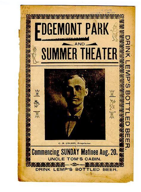theaterpics archive quot tom s cabin quot aug 20 1899