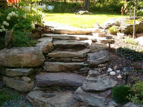 Rock Garden Steps 8 Best Steps Walkways Stairs And Rocks Images On