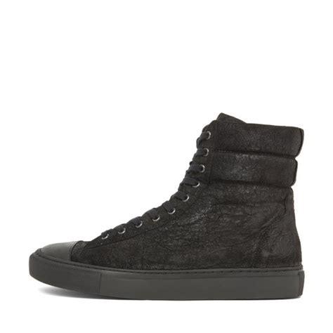 damir doma sneakers silent damir doma black satur leather sneakers soletopia