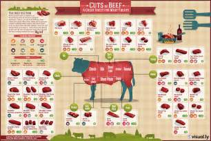 a super simple guide to cuts of beef prices and how to cook it infographic