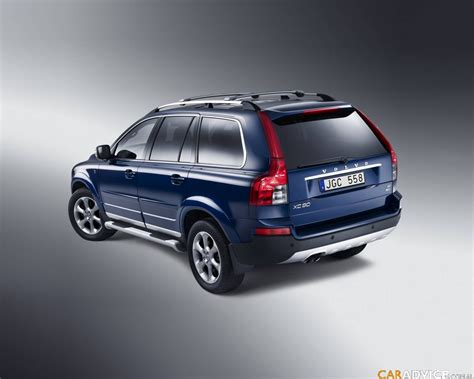 volvo ltd volvo ocean race xc70 and xc90 limited edition photos 1
