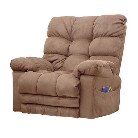 massage and heat recliner 546892 catnapper rocker recliner w heat and massage beige