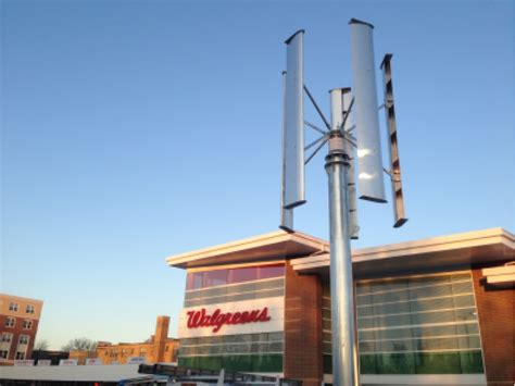 walgreens lincoln illinois wind powered walgreens opens in evanston this week