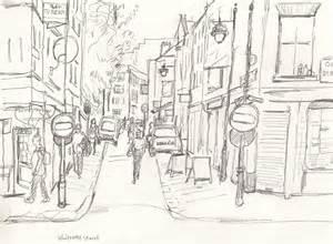 Urban Gardener Blog - urban sketchers london sketch crawl old street london sportsportraitartist