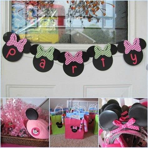 Minnie Mouse Decorations Diy by Diy Minnie Mouse Decorations Do 6 Mouse Heads With