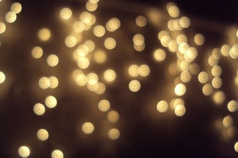 lights background it was enchanting to meet you
