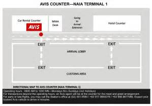 Avis Car Rental Contact Number Malaysia Car Rental Naia Terminal 1 Rent A Car And Self Drive