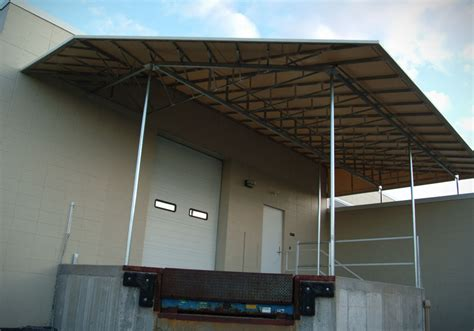 Garage Shop Design industrial northrop awning company