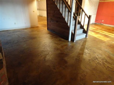 Refinish Concrete Floor by 17 Best Images About Refinishing The Basement On