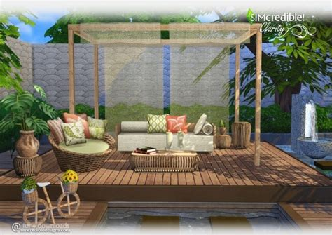sims 4 olive garden clarity garden set at simcredible designs 4 187 sims 4 updates