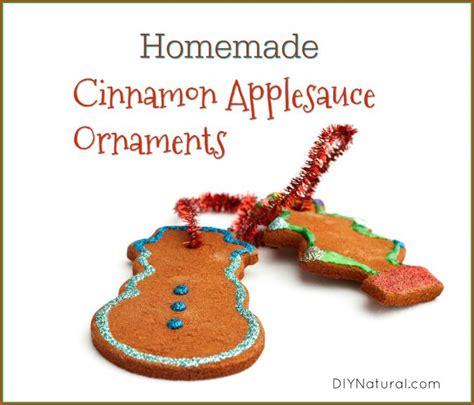 recipe for ornaments ornaments a cinnamon applesauce ornaments recipe