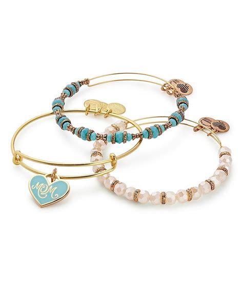 Dillard S Gift Card Customer Service - alex and ani mom 3 piece bangle bracelet set dillards