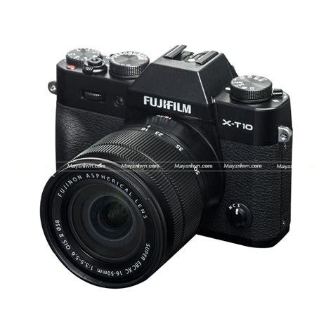 Fujifilm Xa3 Kit Xc 16 50mm F35 56 Ois Ii Silver Fujifilm X T10 Kit Xc 16 50mm F3 5 5 6 Ois Ii H 224 Ng Ch 237 Nh