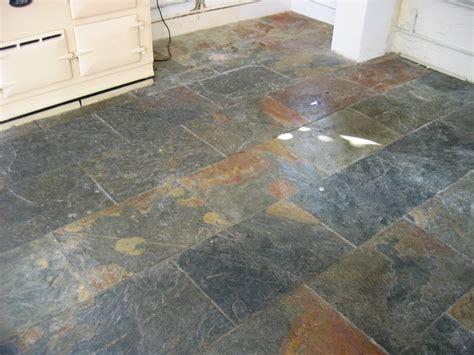 Slate Tiles Stone Cleaning And Polishing Tips For Slate Stone Kitchen Floor Tiles Uk
