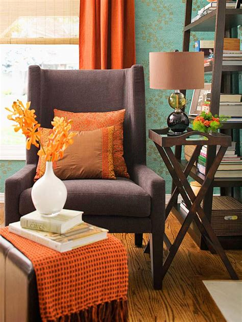 blue and orange decor decorating ideas with orange and blue room decorating