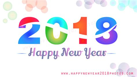 new year s schedule happy new year 2018 images