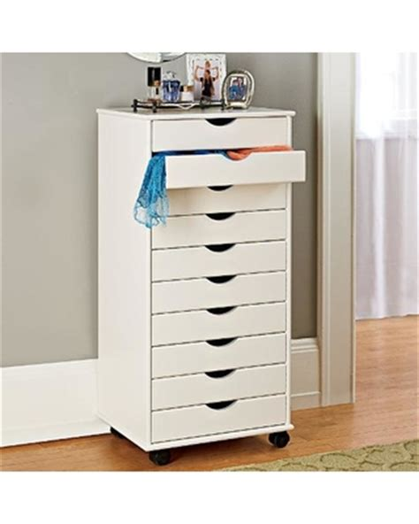 Carts And Drawer Storage Into This Deal On Wellesley 10 Drawer Storage Cart