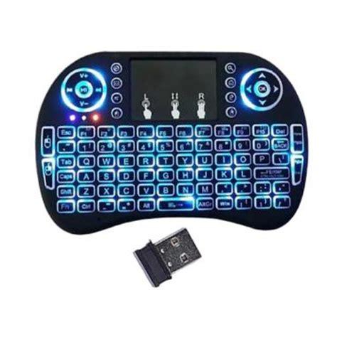 Jual Wireless Keyboard With Touchpad jual power mini wireless keyboard with touchpad
