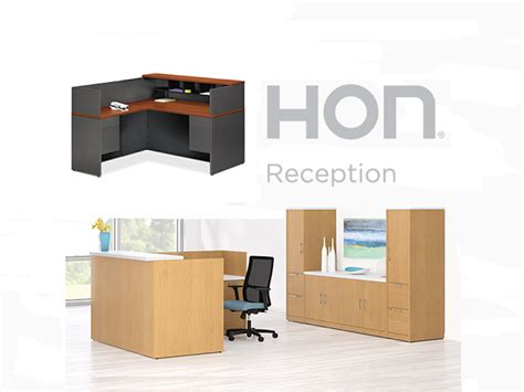 hon reception desk hon reception desk hon 10500 l reception desk with