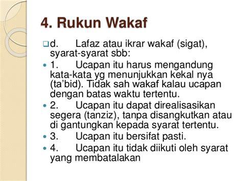 Pendidikan Agama Islam Untuk Sma Kls 1 wakaf kls 10 pendidikan agama islam sma