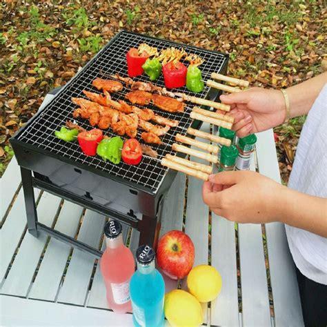 Barbecue En Ligne by Achetez En Gros Grand Barbecues Au Charbon En Ligne 224 Des