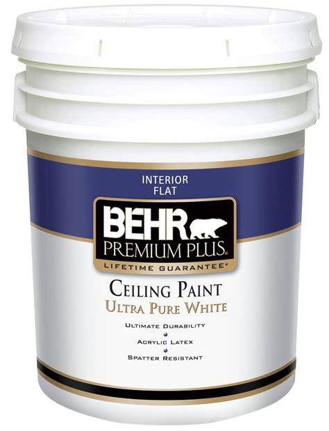 behr premium plus premium plus interior ceiling paint 18