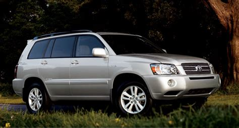 how to learn about cars 2007 toyota highlander hybrid head up display 2007 toyota highlander overview cargurus