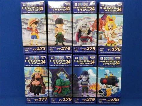 Figure One Wcf Fishman Island Luffy Jinbei 1 banpresto one wcf tv vol 34 fishman island onezoa